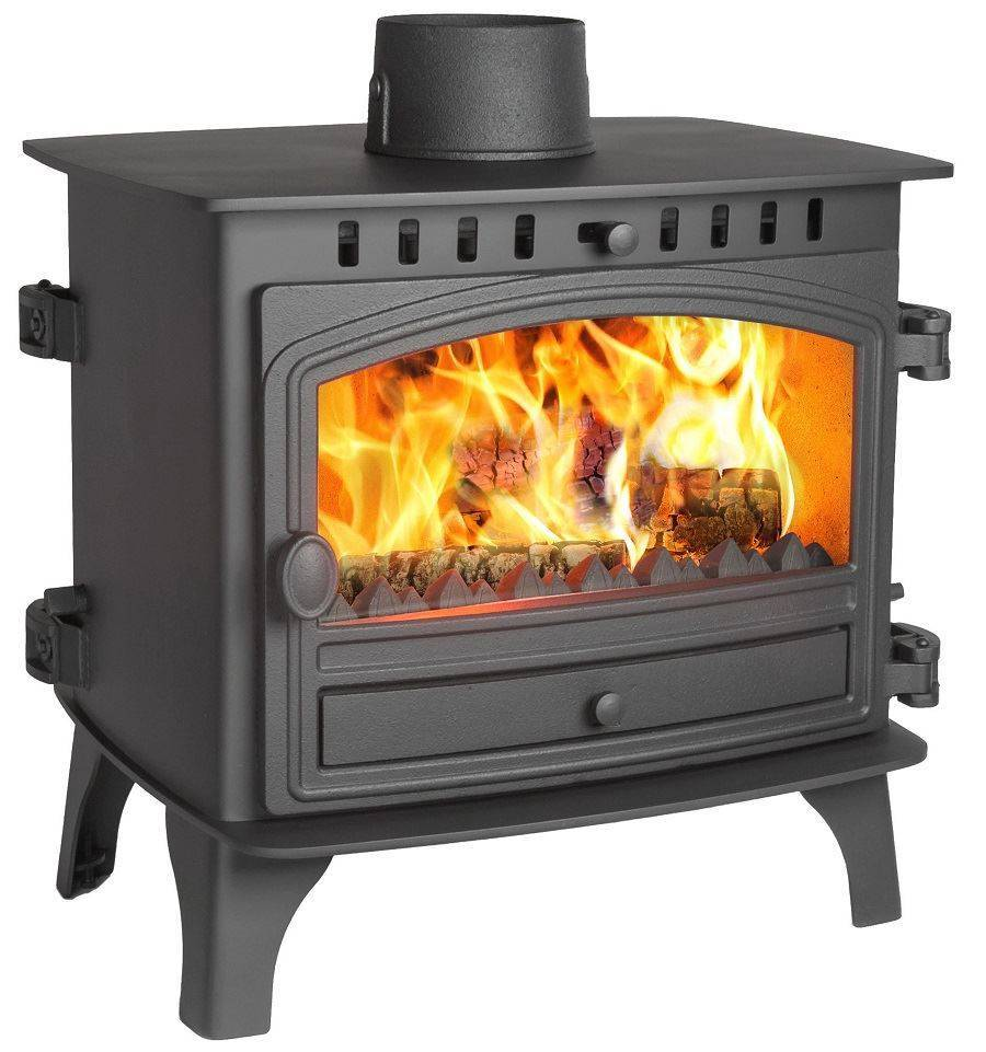 Hunter Herald 8 Slim-line, wood or multi-fuel