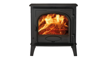 Stovax Stockton 5 Wide, Single Door, Wood Burner