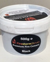 Firestorm Premium Fire Cement