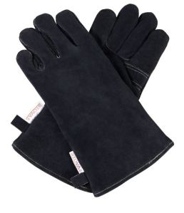 Heat Resistant Gloves 100% leather