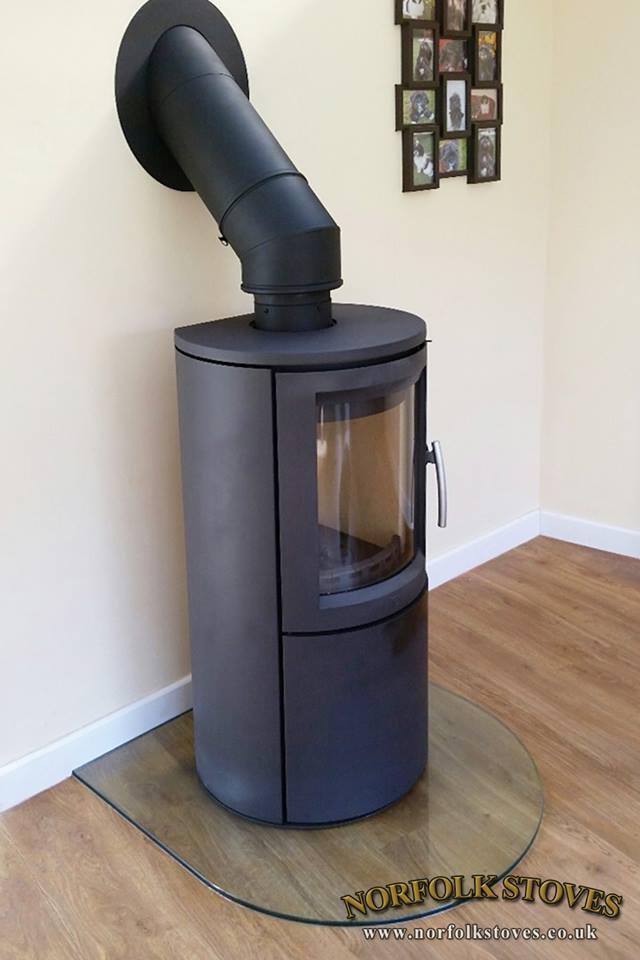 Varde Ovne Aura One, wood burning stove