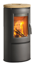 Varde Ovne Shape 2, wood burner