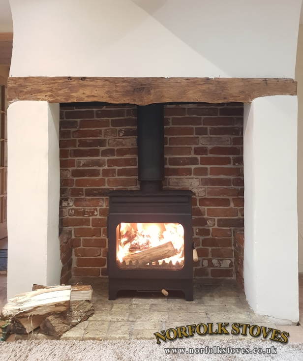 Burley Brampton Wood Burner