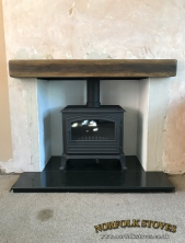Broseley Multifuel Stove