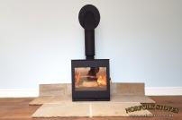 Burley Bosworth wood burning stove