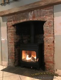 Burley Brampton Wood Burner