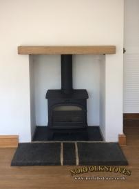 Cleanburn Lovenholm Wood Burner