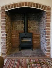 Cleanburn Lovenholm Wood Burning Stove