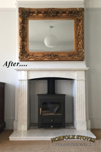 Clearview Vision 500 Multifuel Stoves