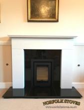 Di Lusso R4 Inset Wood Burner