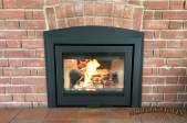 Di Lusso R6 Inset wood burning stove