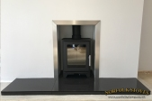 Heta Inspire 40 with metal trim