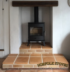 Newbourne-40FS-Multifuel-Buff-Pamment-Hearth
