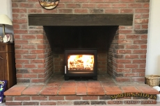 Parkray-Aspect-7-Brick-Fireplace-Wood-Beam