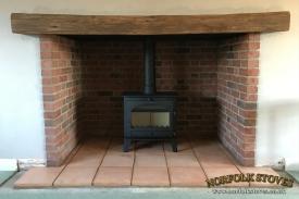 Parkray-Consort-9-Wood-Burner-Large-Beam-Pamment-Hearth