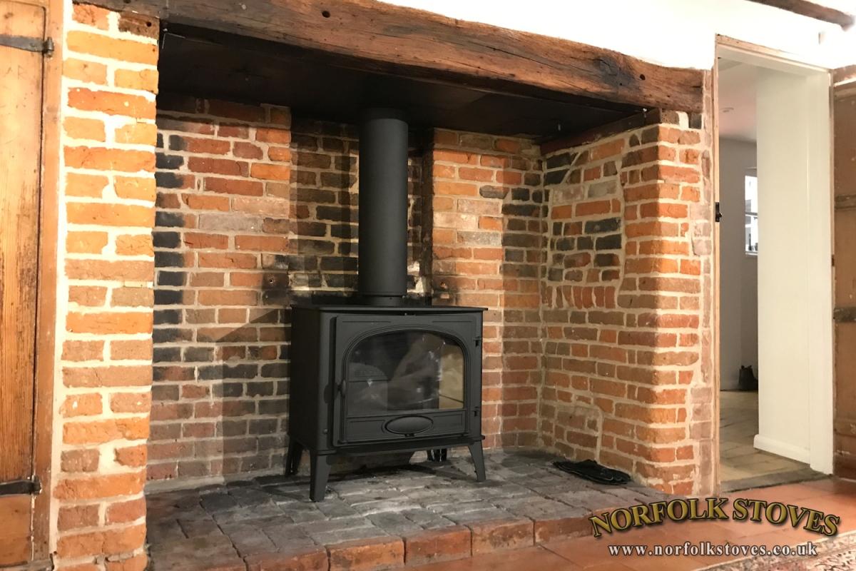 Stovax Stockton 11 Wood Burner