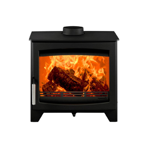 The Parkray Aspect range is very popular due to the excellent view of the flames within.