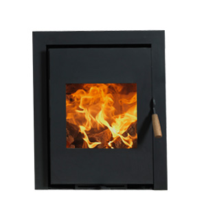 Burley are a British stove manufacturer with some of the most efficient stoves on the market. The inset Coppice model  is no exception.