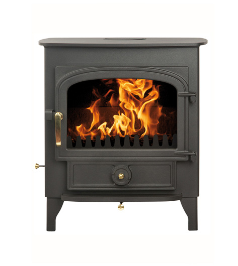 Clearview-500-multifuel-stove